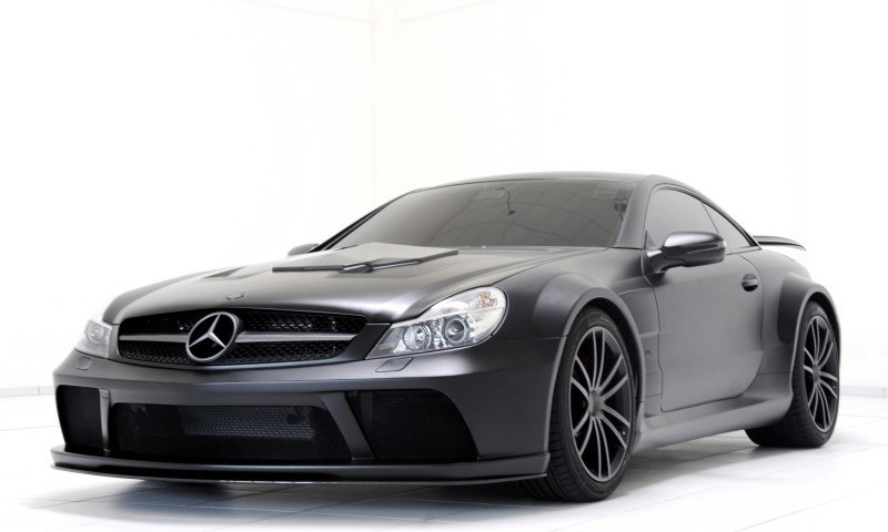 BRABUS VANISH SL Black Series 15