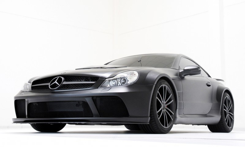BRABUS VANISH SL Black Series 16