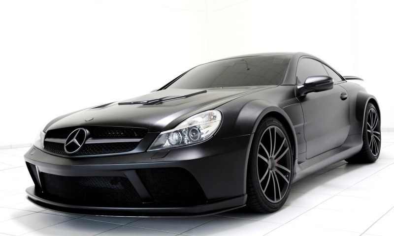 BRABUS VANISH SL Black Series 17