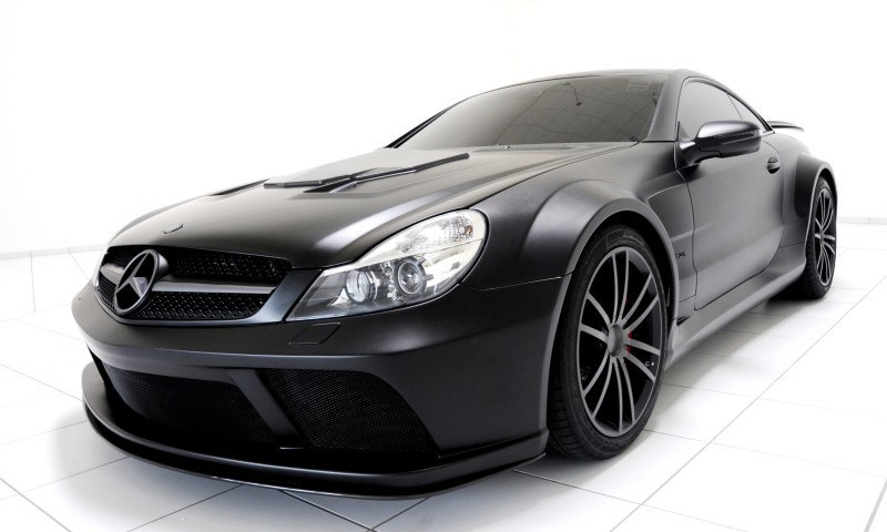 BRABUS VANISH SL Black Series 18