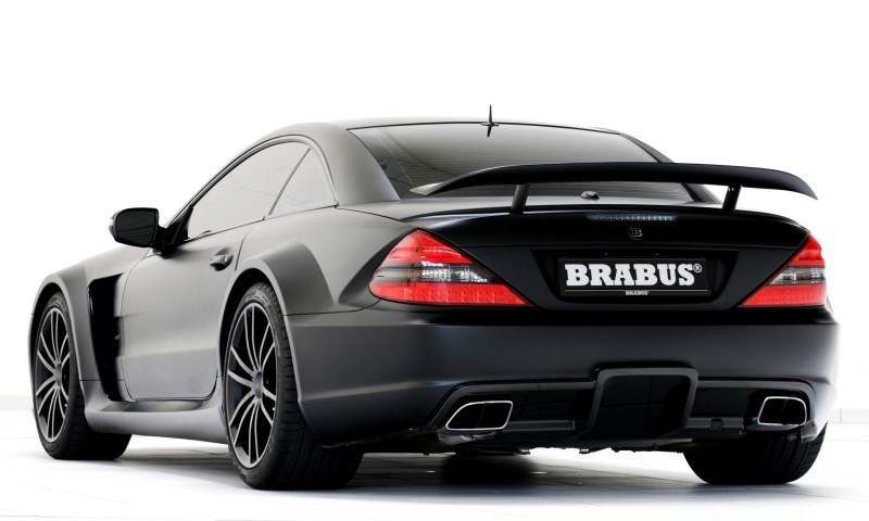 BRABUS VANISH SL Black Series 2
