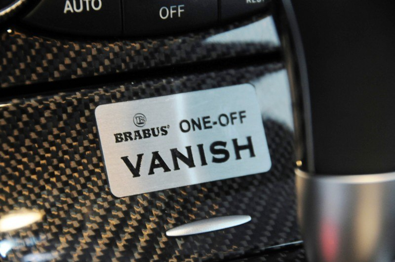 BRABUS VANISH SL Black Series 30