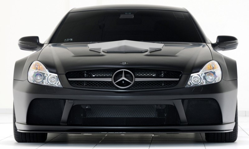 BRABUS VANISH SL Black Series 7