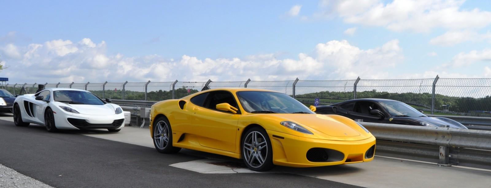 Beating the Supercar Paradox - 2007 Ferrari F430 at Velocity Motorsports Supercar Track Drive 10