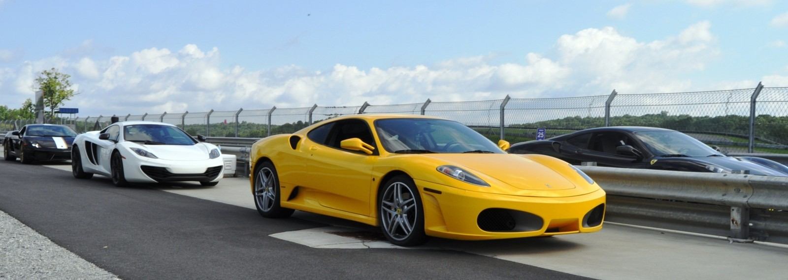 Beating the Supercar Paradox - 2007 Ferrari F430 at Velocity Motorsports Supercar Track Drive 11