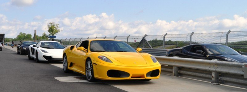 Beating the Supercar Paradox - 2007 Ferrari F430 at Velocity Motorsports Supercar Track Drive 13
