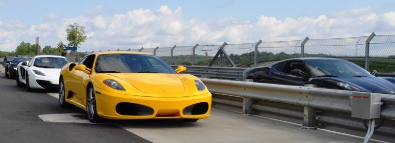 Beating the Supercar Paradox - 2007 Ferrari F430 at Velocity Motorsports Supercar Track Drive 14