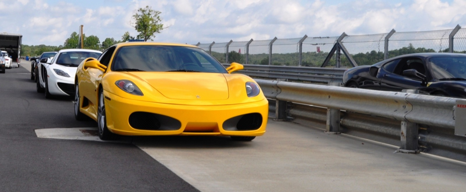 Beating the Supercar Paradox - 2007 Ferrari F430 at Velocity Motorsports Supercar Track Drive 15