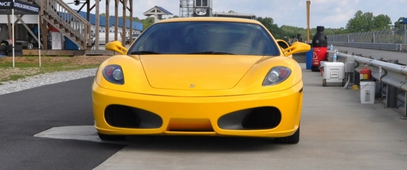 Beating the Supercar Paradox - 2007 Ferrari F430 at Velocity Motorsports Supercar Track Drive 19