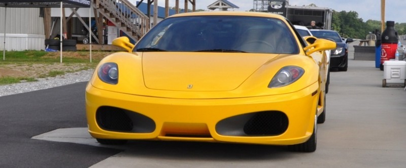 Beating the Supercar Paradox - 2007 Ferrari F430 at Velocity Motorsports Supercar Track Drive 20