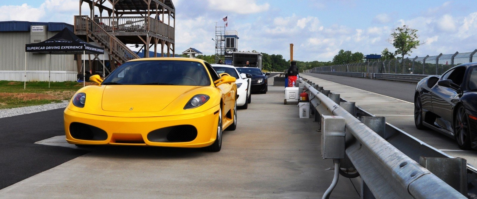 Beating the Supercar Paradox - 2007 Ferrari F430 at Velocity Motorsports Supercar Track Drive 21
