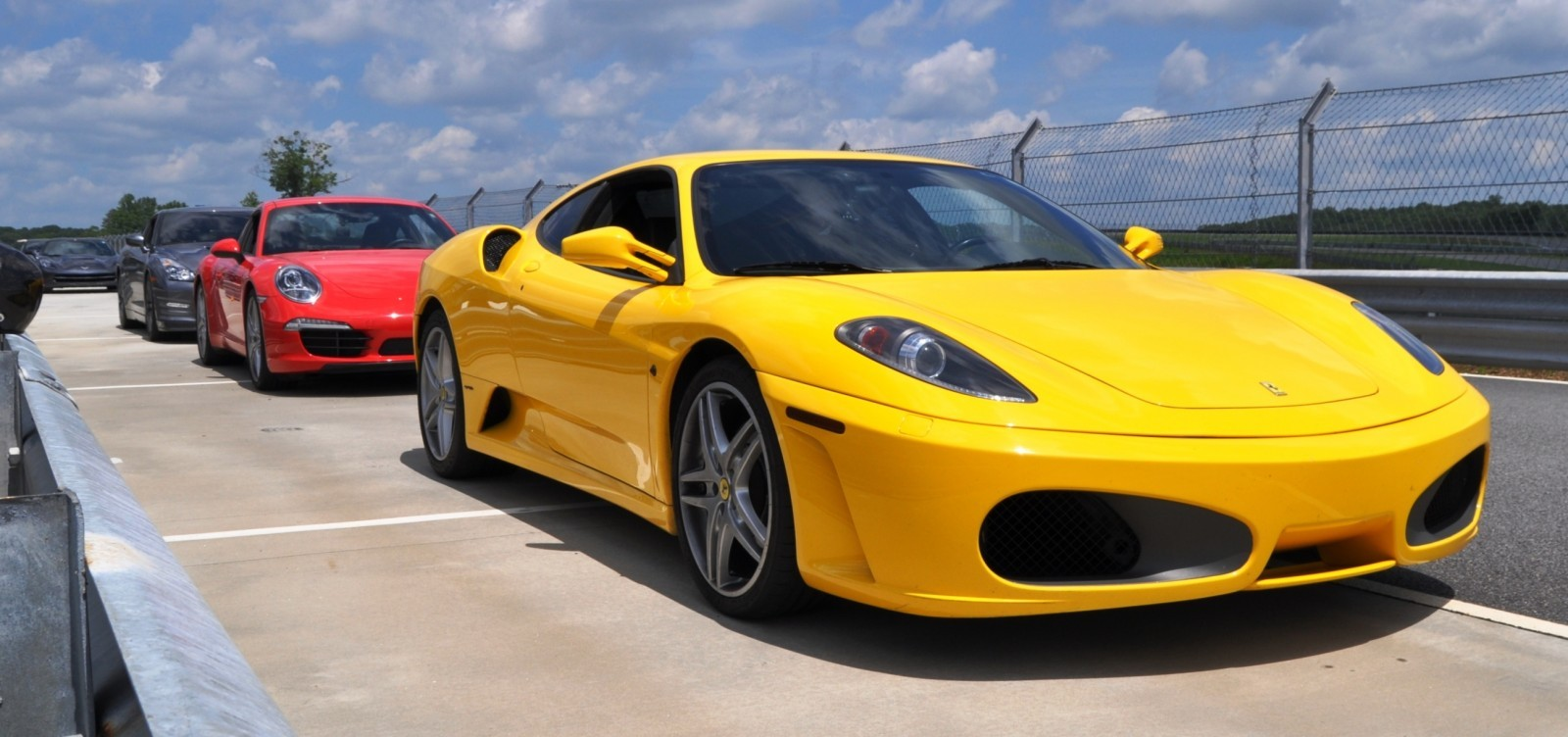 Beating the Supercar Paradox - 2007 Ferrari F430 at Velocity Motorsports Supercar Track Drive 22