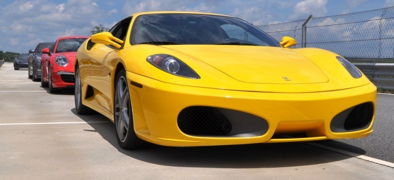 Beating the Supercar Paradox - 2007 Ferrari F430 at Velocity Motorsports Supercar Track Drive 23