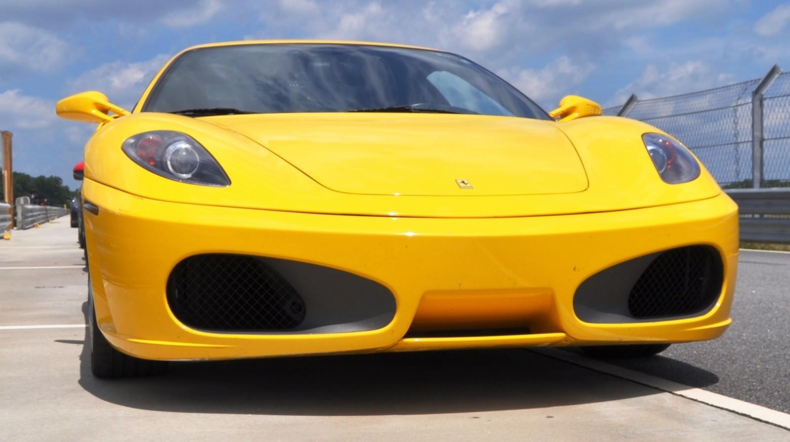 Beating the Supercar Paradox - 2007 Ferrari F430 at Velocity Motorsports Supercar Track Drive 24