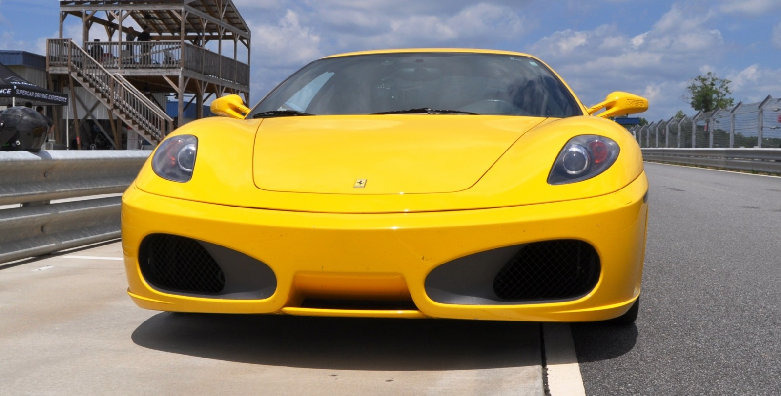 Beating the Supercar Paradox - 2007 Ferrari F430 at Velocity Motorsports Supercar Track Drive 25