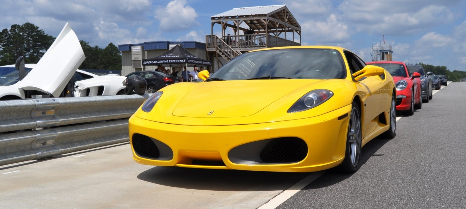 Beating the Supercar Paradox - 2007 Ferrari F430 at Velocity Motorsports Supercar Track Drive 26