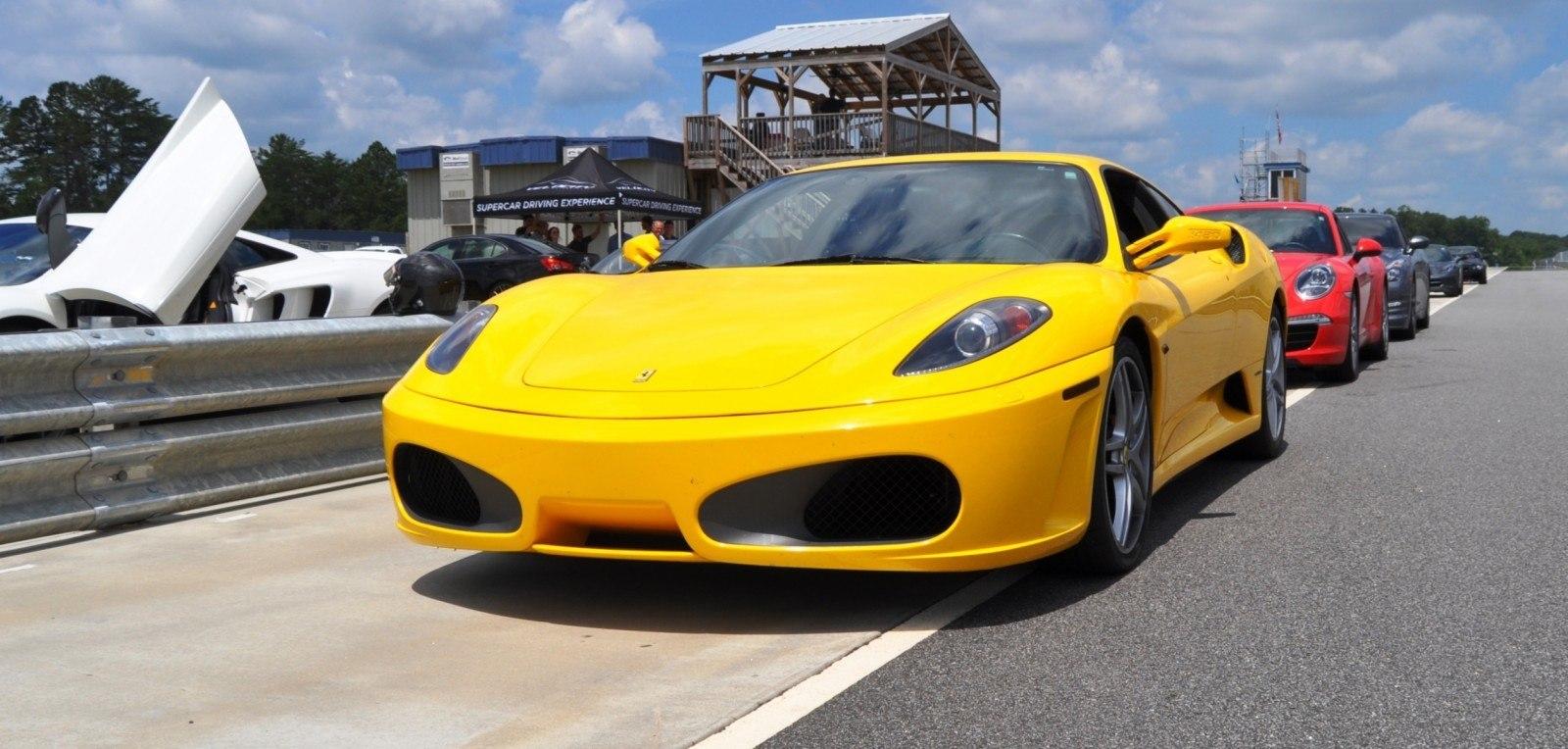 Beating the Supercar Paradox - 2007 Ferrari F430 at Velocity Motorsports Supercar Track Drive 27
