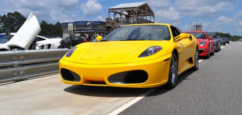 Beating the Supercar Paradox - 2007 Ferrari F430 at Velocity Motorsports Supercar Track Drive 27