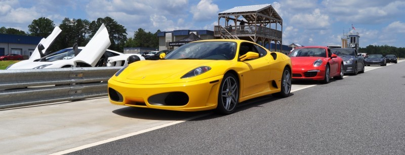 Beating the Supercar Paradox - 2007 Ferrari F430 at Velocity Motorsports Supercar Track Drive 28