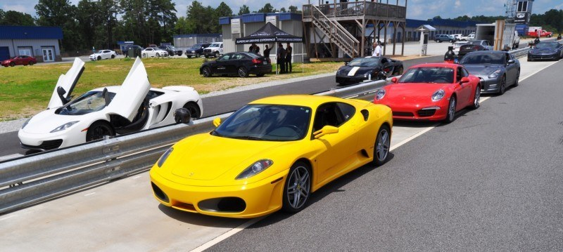 Beating the Supercar Paradox - 2007 Ferrari F430 at Velocity Motorsports Supercar Track Drive 29