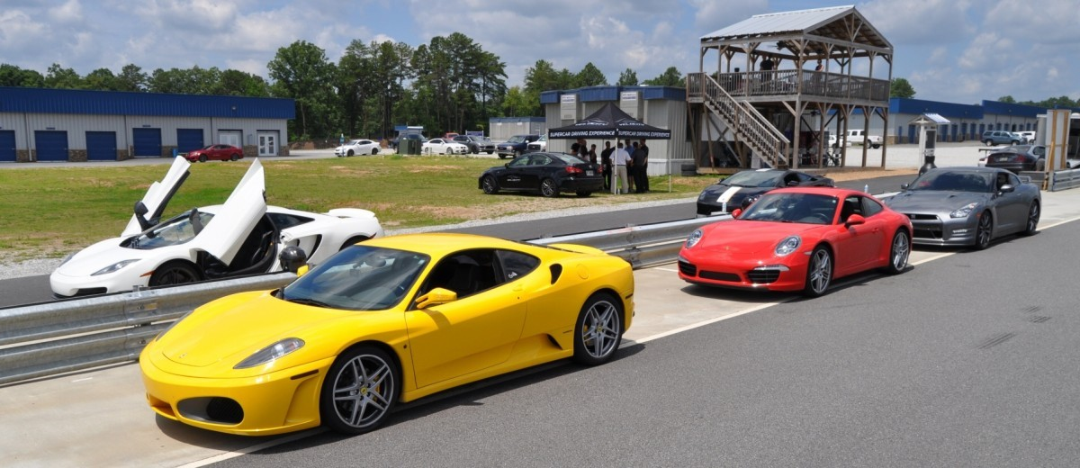 Beating the Supercar Paradox - 2007 Ferrari F430 at Velocity Motorsports Supercar Track Drive 30