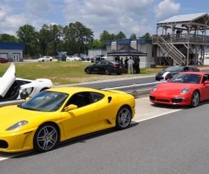 Beating the Supercar Paradox - 2007 Ferrari F430 at Velocity Motorsports Supercar Track Drive 30