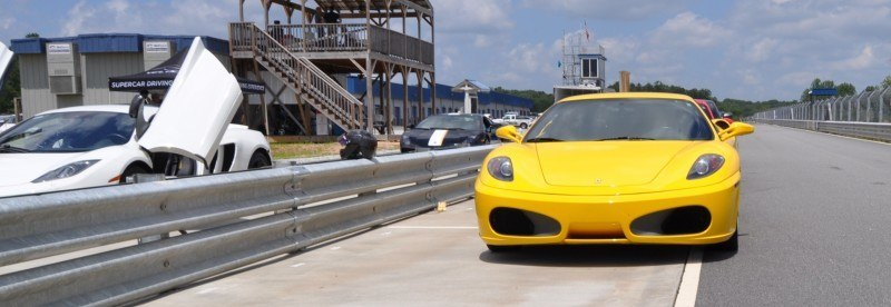 Beating the Supercar Paradox - 2007 Ferrari F430 at Velocity Motorsports Supercar Track Drive 31