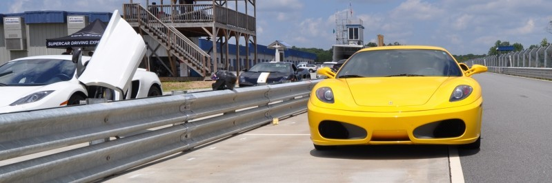 Beating the Supercar Paradox - 2007 Ferrari F430 at Velocity Motorsports Supercar Track Drive 32