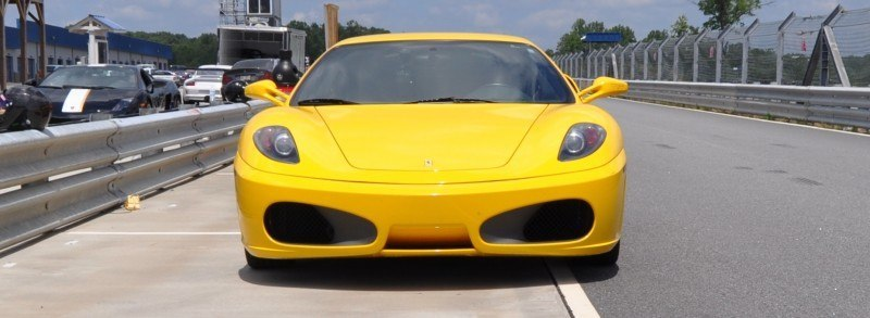 Beating the Supercar Paradox - 2007 Ferrari F430 at Velocity Motorsports Supercar Track Drive 33