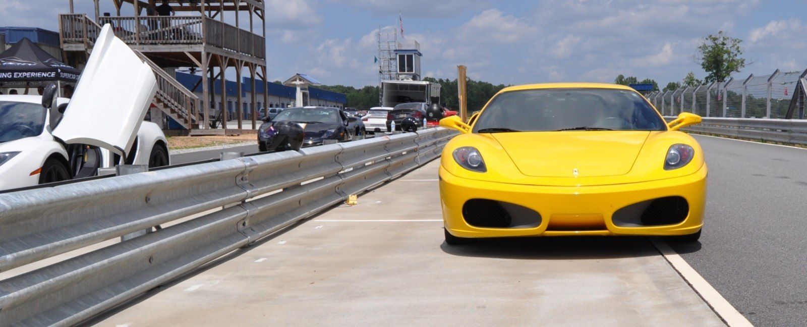 Beating the Supercar Paradox - 2007 Ferrari F430 at Velocity Motorsports Supercar Track Drive 34