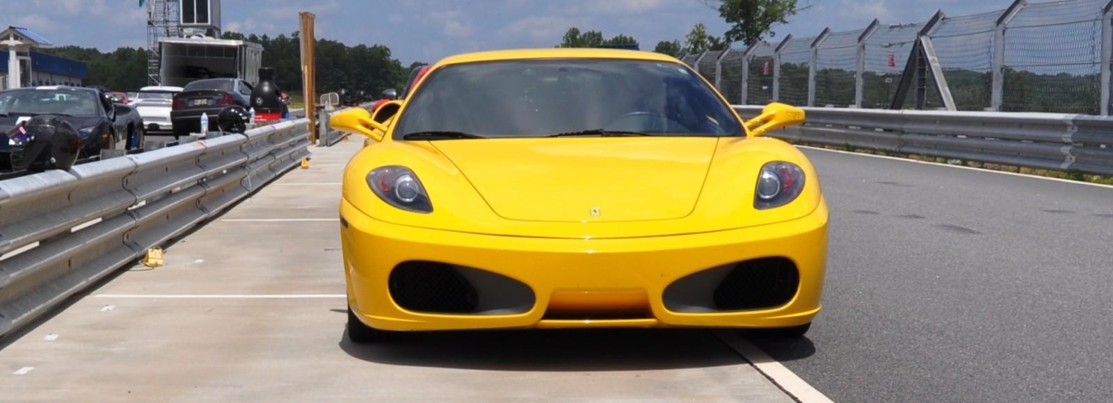 Beating the Supercar Paradox - 2007 Ferrari F430 at Velocity Motorsports Supercar Track Drive 35