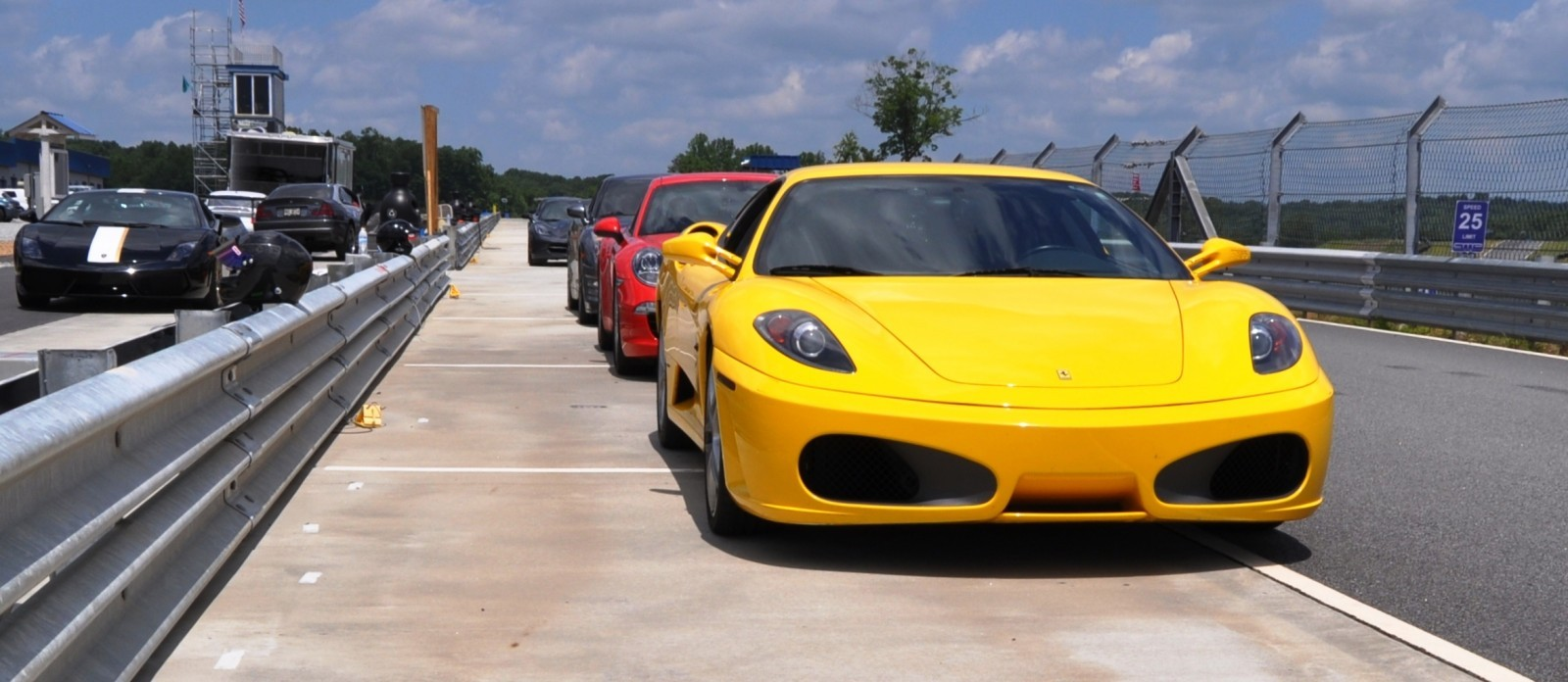 Beating the Supercar Paradox - 2007 Ferrari F430 at Velocity Motorsports Supercar Track Drive 36