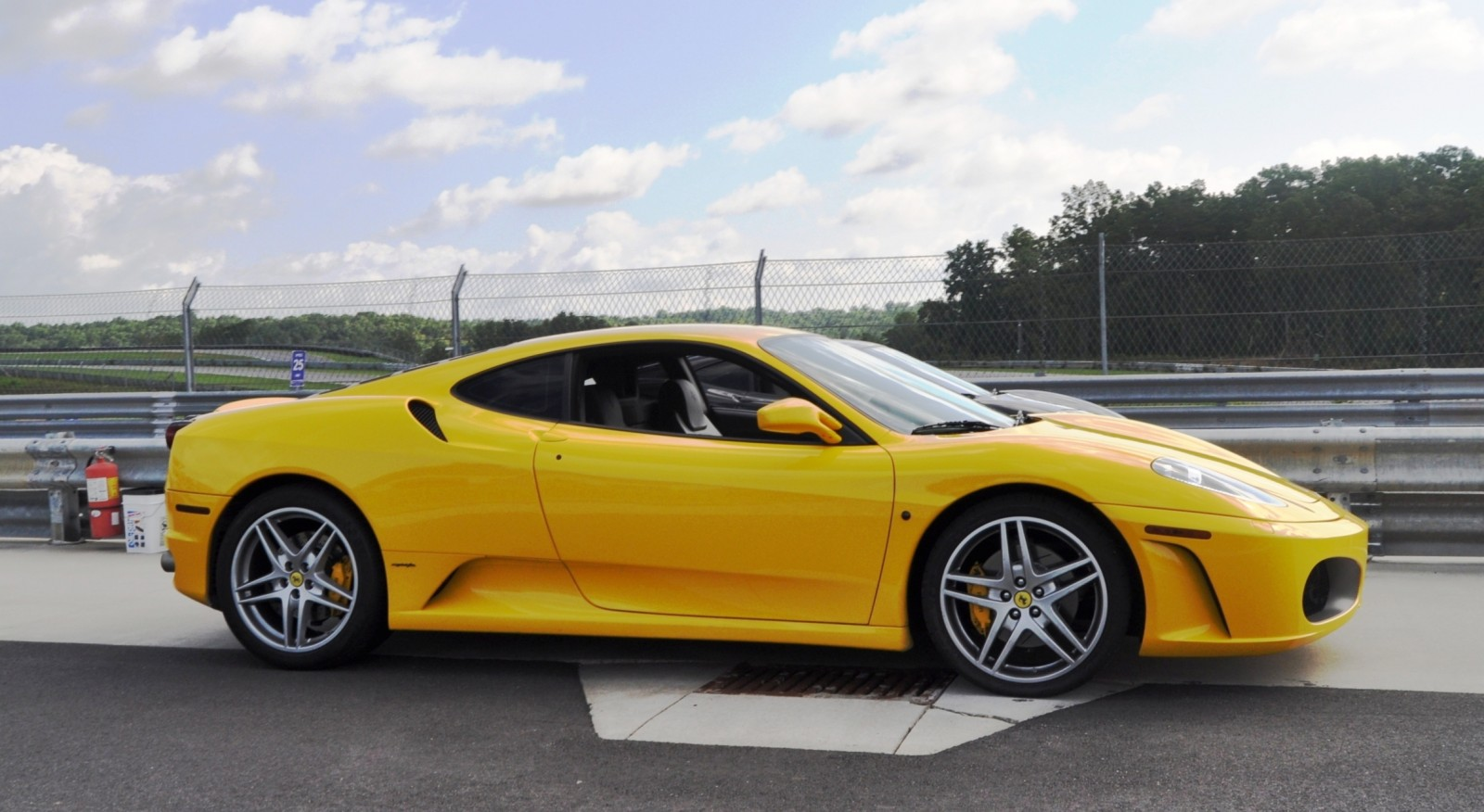 Beating the Supercar Paradox - 2007 Ferrari F430 at Velocity Motorsports Supercar Track Drive 5