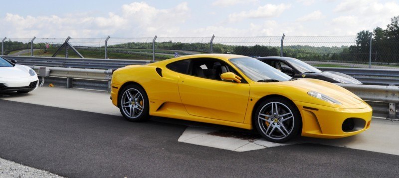 Beating the Supercar Paradox - 2007 Ferrari F430 at Velocity Motorsports Supercar Track Drive 6