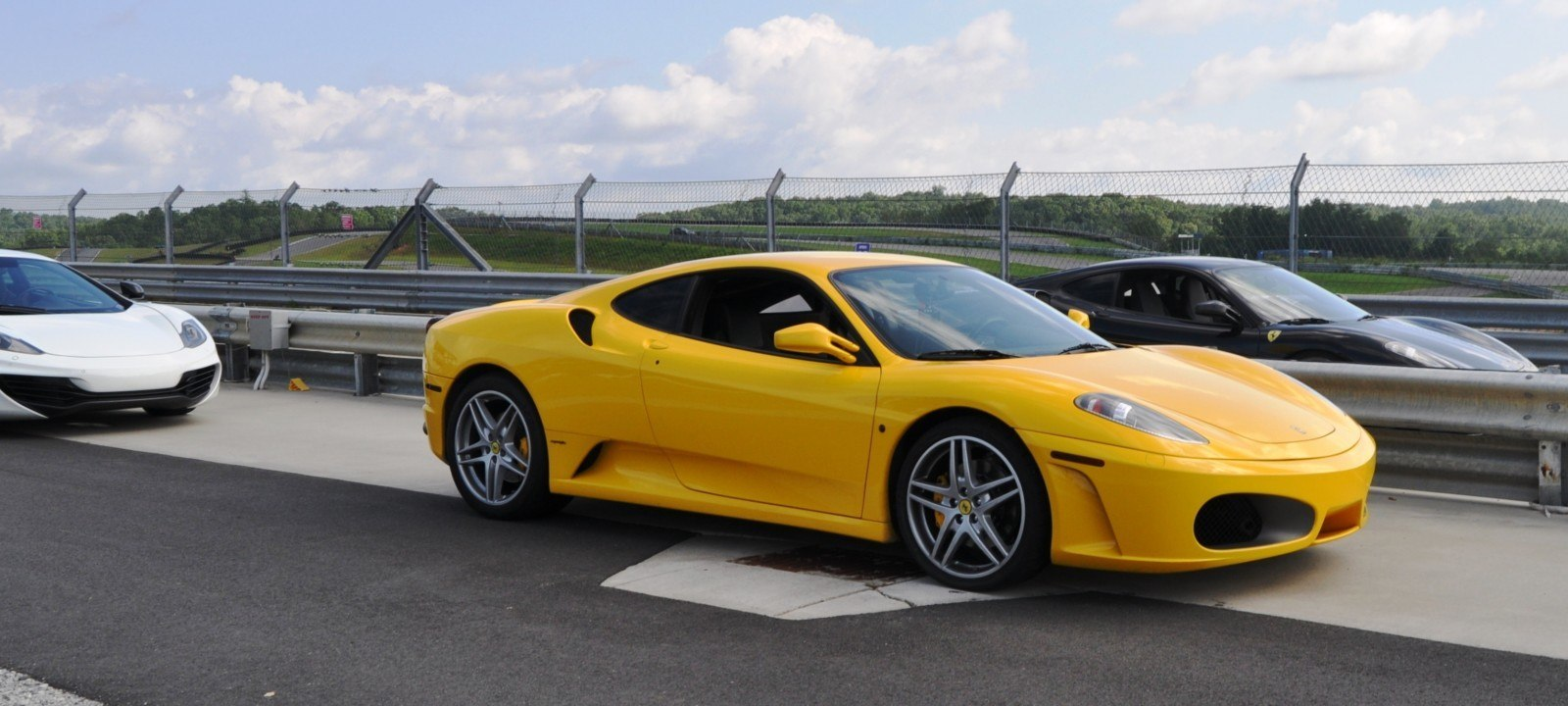 Beating the Supercar Paradox - 2007 Ferrari F430 at Velocity Motorsports Supercar Track Drive 7