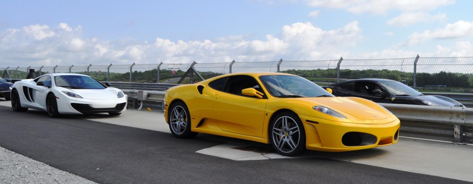 Beating the Supercar Paradox - 2007 Ferrari F430 at Velocity Motorsports Supercar Track Drive 8