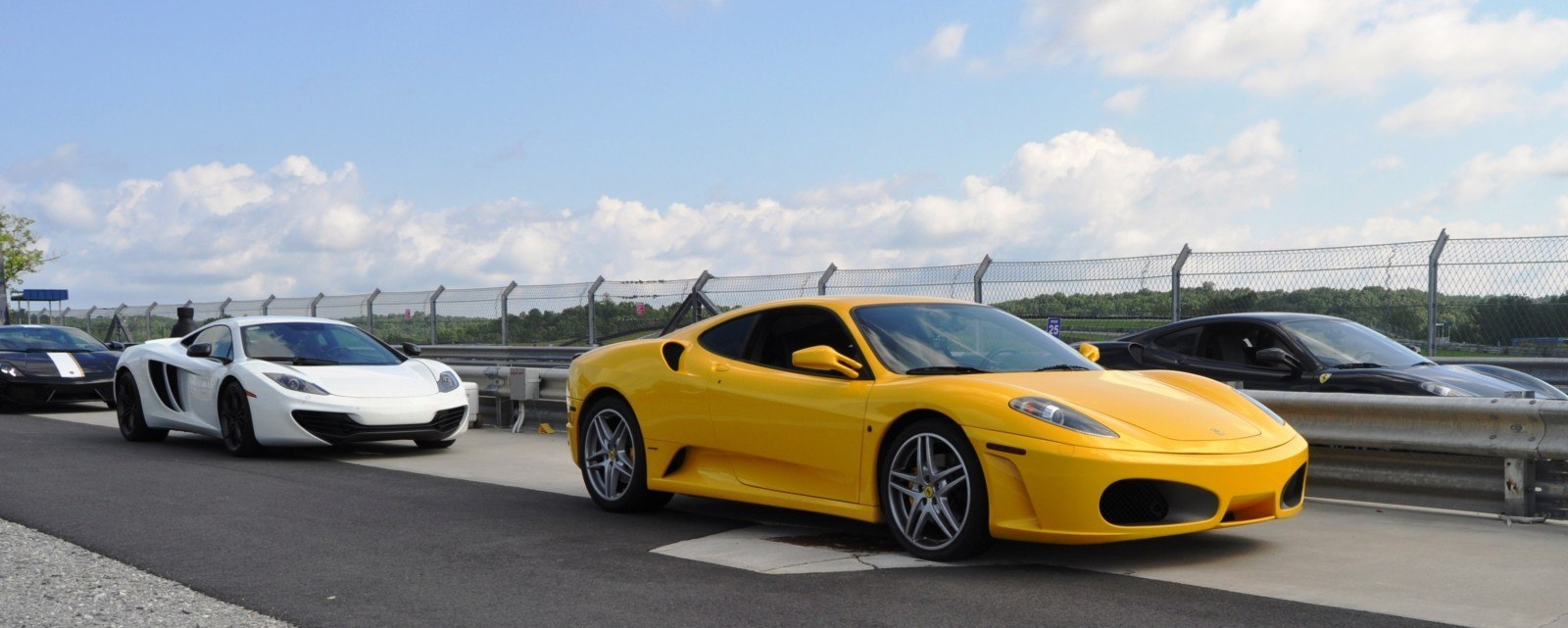 Beating the Supercar Paradox - 2007 Ferrari F430 at Velocity Motorsports Supercar Track Drive 9