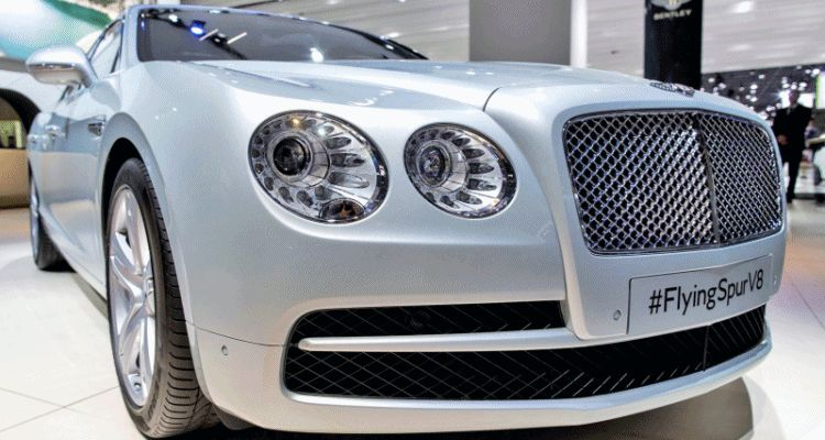 Bentley FS v8 gif