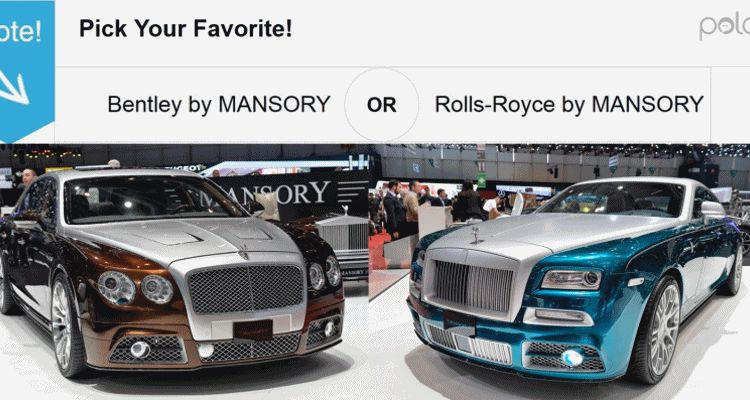 Bentley vs rolls MANSORY PHOTO POLL gif1