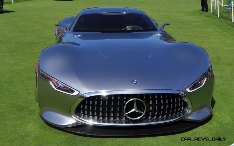 Best of Awards - 2014 Mercedes-Benz AMG Vision Gran Turismo 1