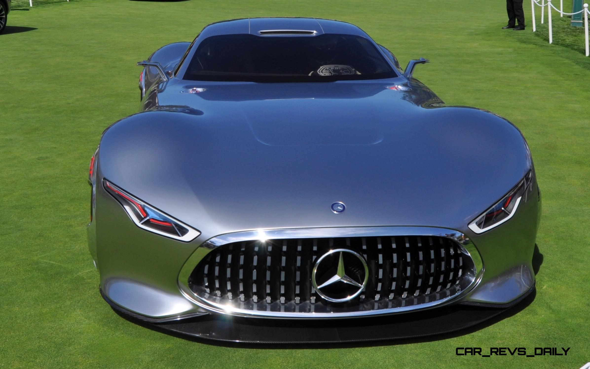 2014 mercedes benz amg vision gran turismo for Mercedes benz amg vision gran turismo