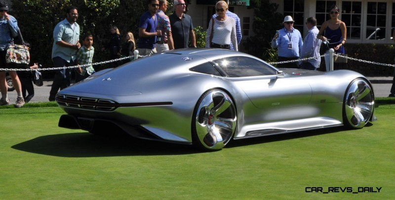 Best of Awards - 2014 Mercedes-Benz AMG Vision Gran Turismo 13