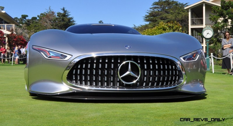 Best of Awards - 2014 Mercedes-Benz AMG Vision Gran Turismo 2