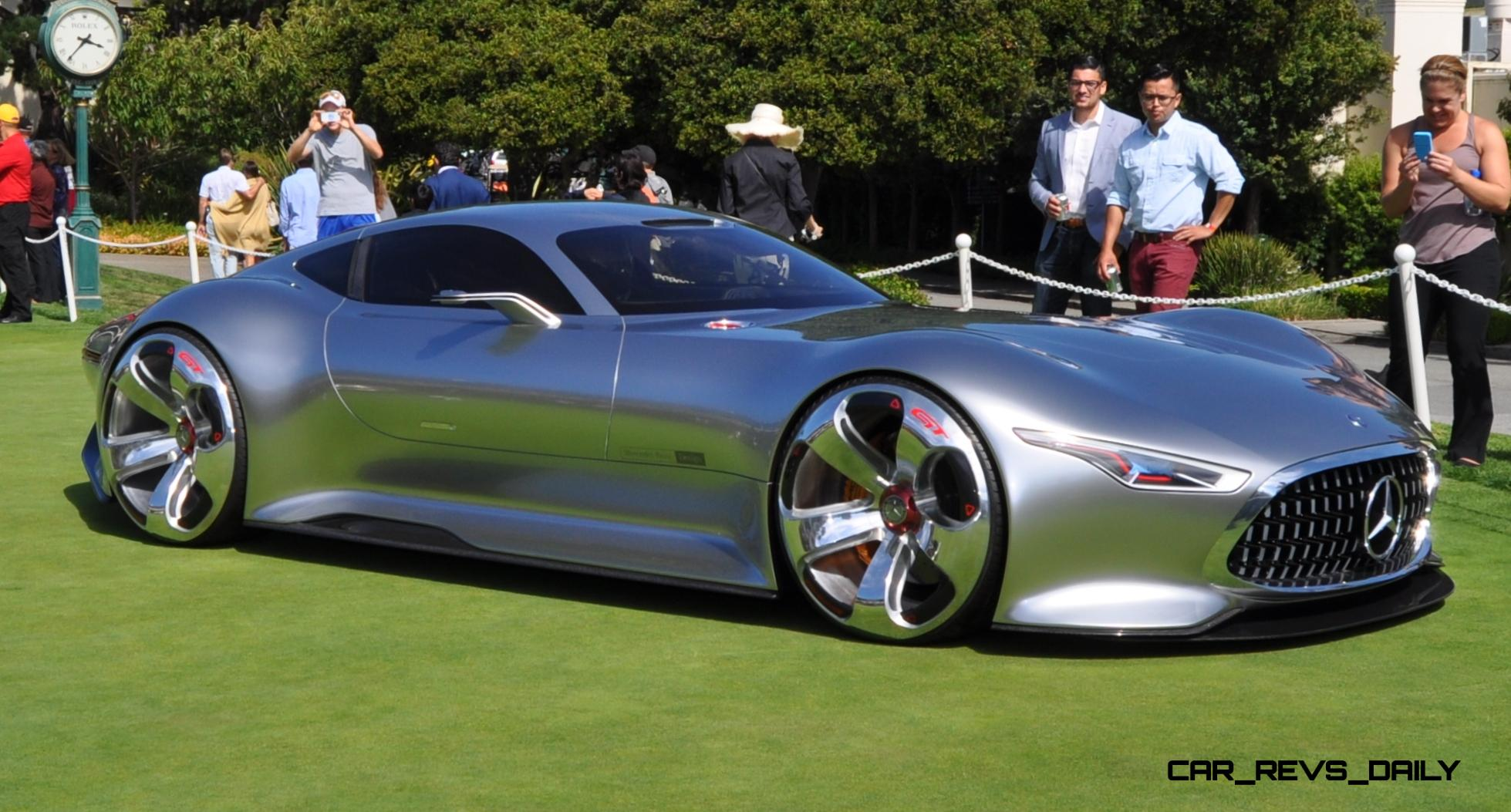 2014 mercedes benz amg vision gran turismo for Mercedes benz amg vision gt