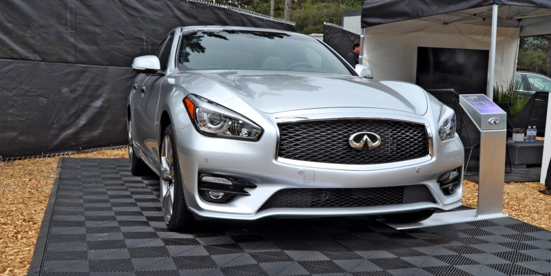 Best of Awards - 2015 INFINITI Q70S and LWB Q70L Win Best Design Refresh 10