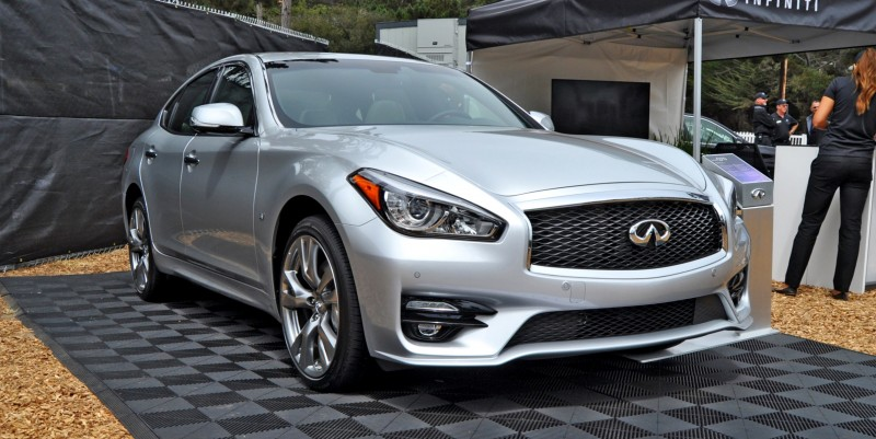 Best of Awards - 2015 INFINITI Q70S and LWB Q70L Win Best Design Refresh 11