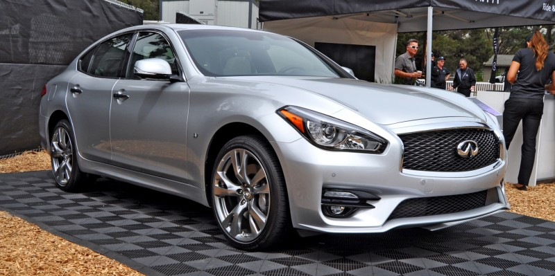 Best of Awards - 2015 INFINITI Q70S and LWB Q70L Win Best Design Refresh 12