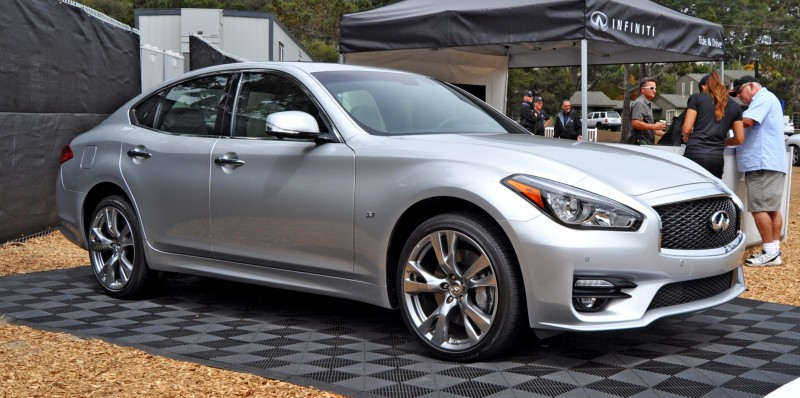 Best of Awards - 2015 INFINITI Q70S and LWB Q70L Win Best Design Refresh 13