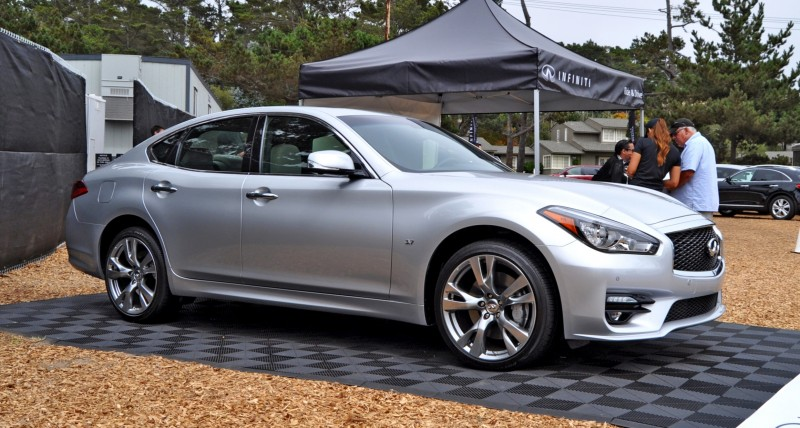 Best of Awards - 2015 INFINITI Q70S and LWB Q70L Win Best Design Refresh 14