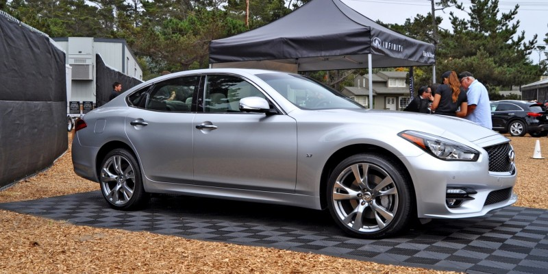 Best of Awards - 2015 INFINITI Q70S and LWB Q70L Win Best Design Refresh 15